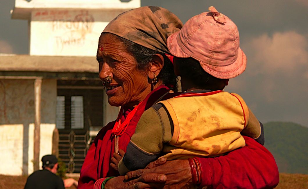Meet the warmth of the Nepali local people