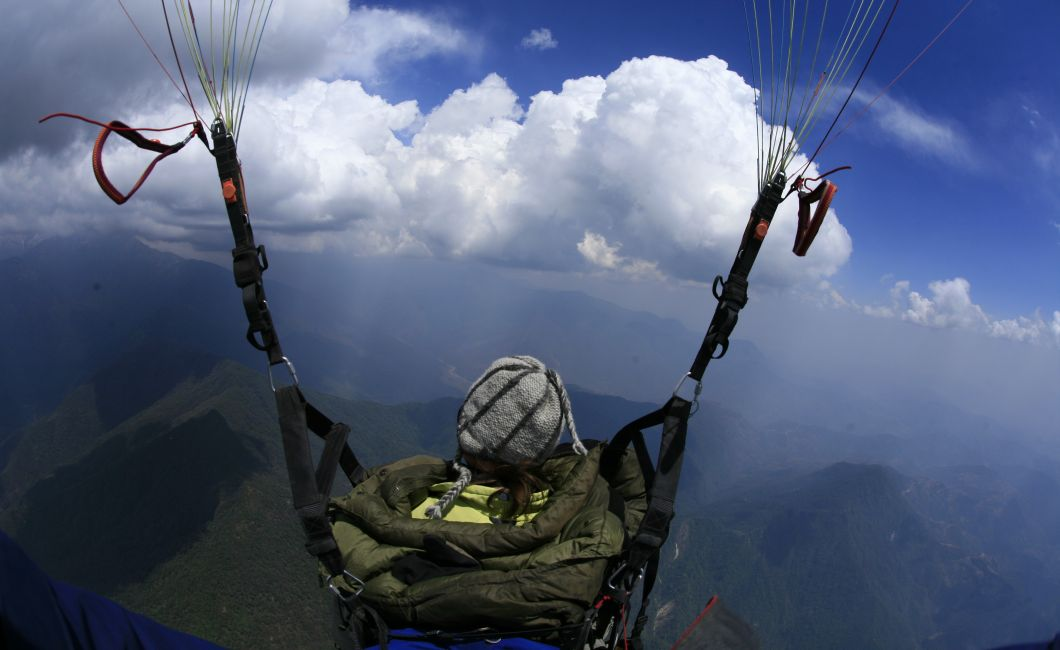 Tandem Flights Expeditions Live aerial adventures